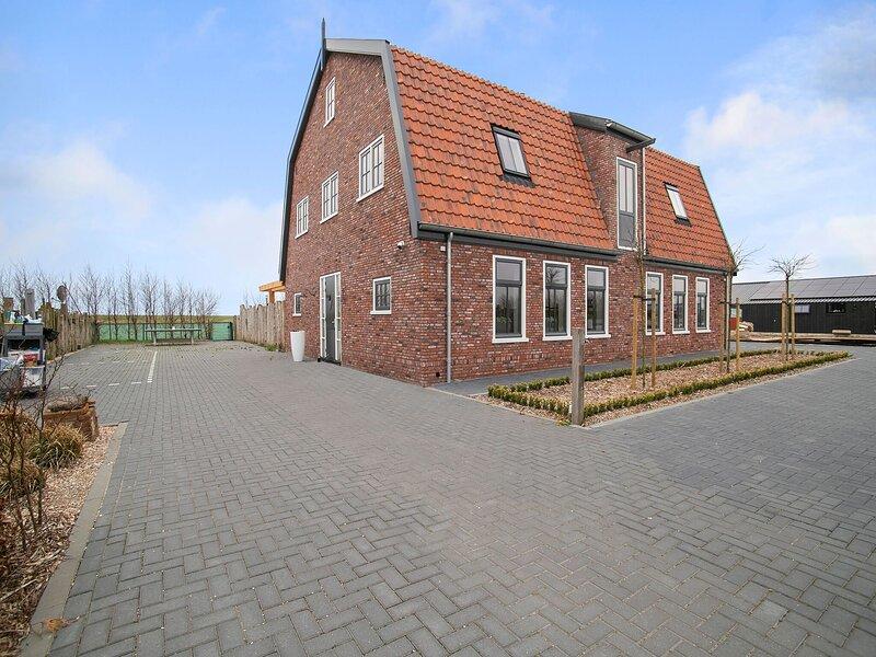 Modern Holiday Home in Callantsoog with Sauna near Beach, aluguéis de temporada em Groote Keeten