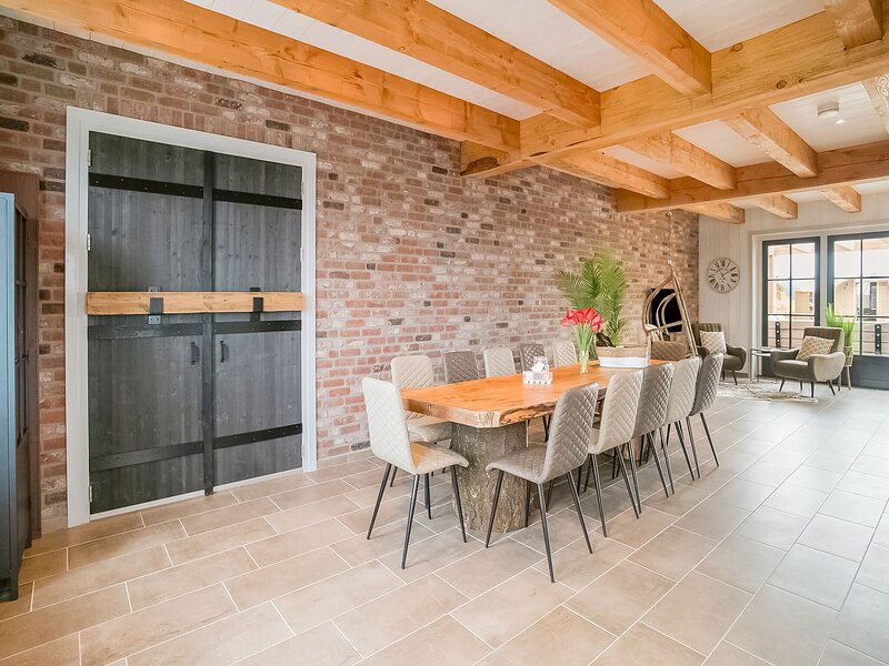 Spacious Holiday Home in Callantsoog near Seabeach, aluguéis de temporada em Groote Keeten