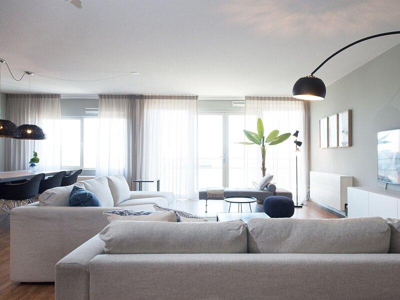 Luxury apartment in Scheveningen, holiday rental in Scheveningen