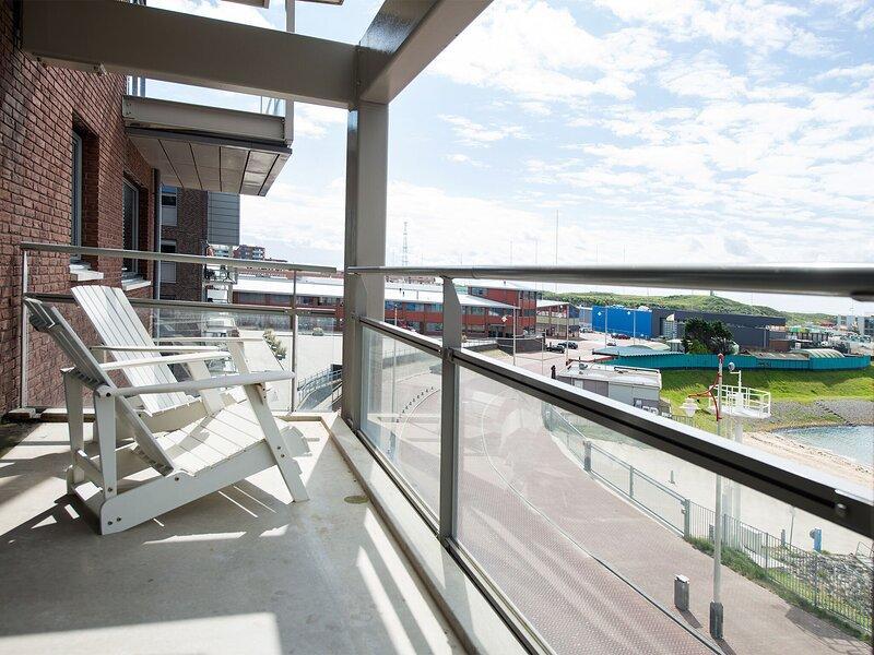 Luxury apartment in the harbor of Scheveningen, holiday rental in Scheveningen