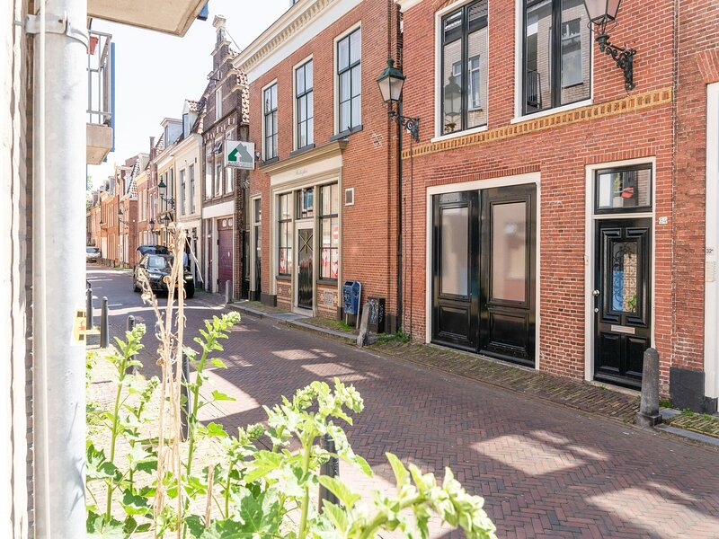 Comfy Apartment in Leeuwarden Centre, holiday rental in Reitsum