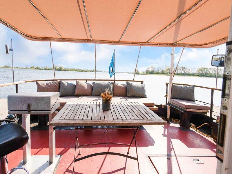 Fantastic Watervilla in Kerkdriel at the Zandmeren lake, holiday rental in Tricht