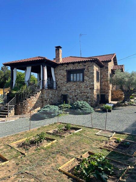 Marute Home, location de vacances à Horcajuelo de la Sierra