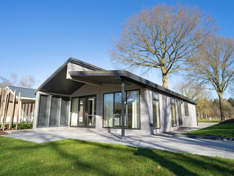 Modern chalet with dishwasher, near a nature reserve, vakantiewoning in Nijmegen