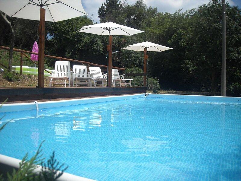 Historic Villa in Rignano Sull'Arno-FI with Swimming Pool, location de vacances à San Donato in Collina