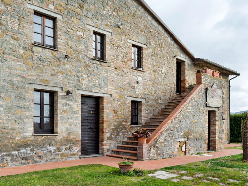 Vintage Apartment in Magione with Swimming Pool, casa vacanza a Castel Rigone
