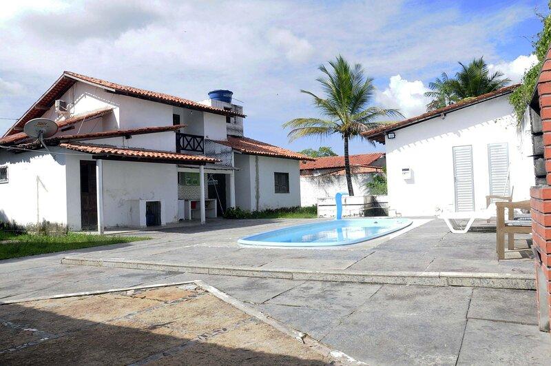 Casa com lazer a 5min do aeroporto de Barreirinhas, aluguéis de temporada em Maranhão