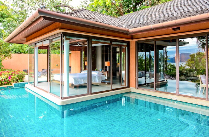 Ban Laem Phan Wa Villa Sleeps 3 with Pool and Air Con - 5821133, holiday rental in Wichit
