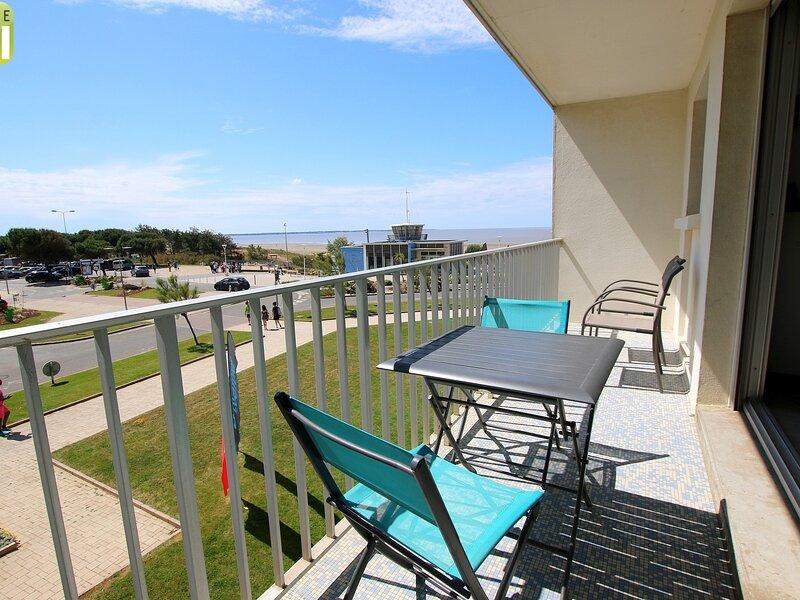 APPARTEMENT T3 - 5 COUCHAGES - CENTRE VILLE DE L'OCEAN, holiday rental in Saint-Brevin-l'Ocean