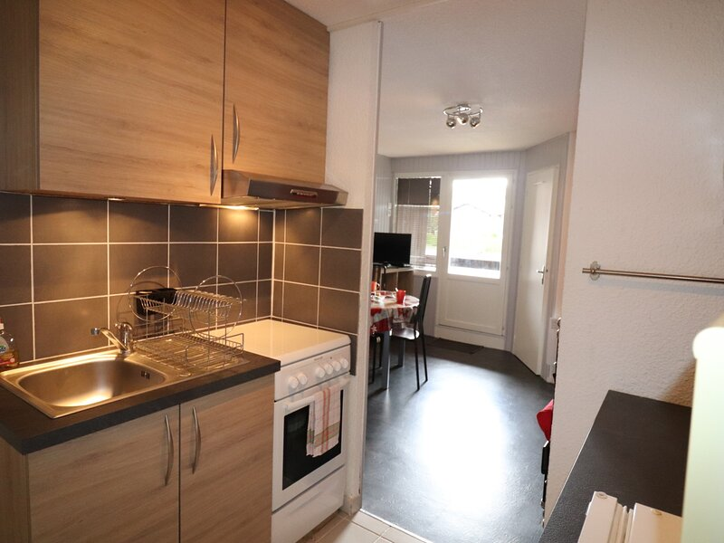 STUDIO BIS / 4 COUCHAGES - LE MONTANA - QUARTIER BEAUSOLEIL, holiday rental in Metabief