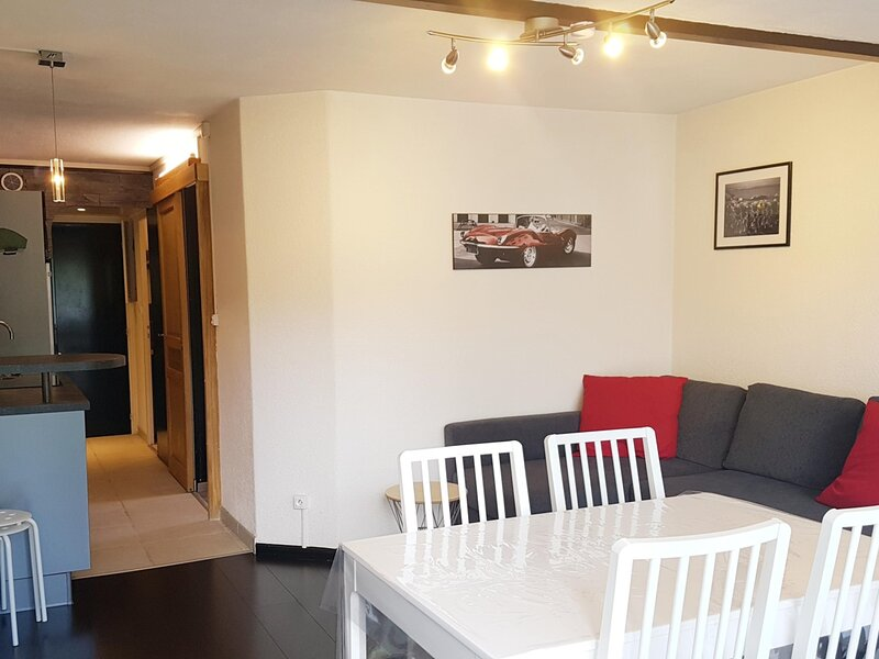 Appartement 4 couchages, holiday rental in Metabief