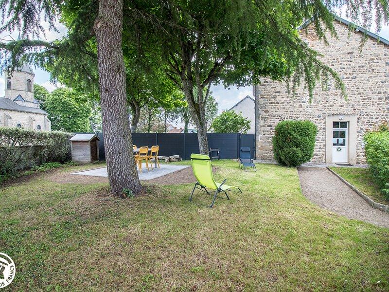 SAINT-JULIEN-LA-GENESTE - 4 pers, 50 m2, 3/2, location de vacances à Auzances