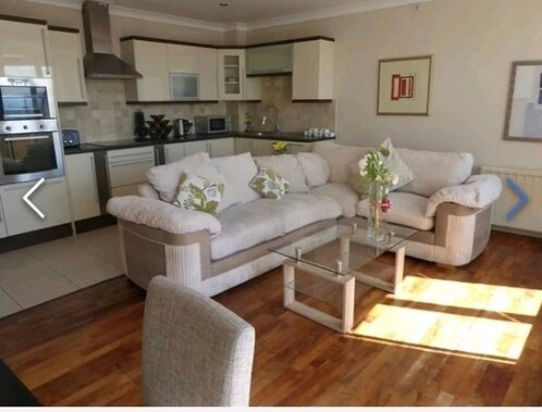 Stunning penthouse at bargain prices., holiday rental in Spiddal