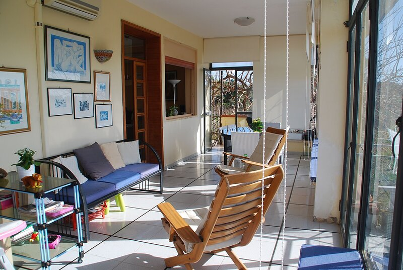 Beautiful apartment with sea view, holiday rental in Porto Palo