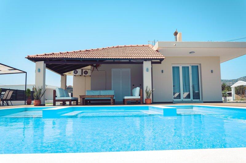 Elysian Villa, holiday rental in Afandou