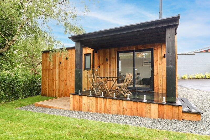 Padarn Lodge, Caernarfon, location de vacances à Llanfaglan