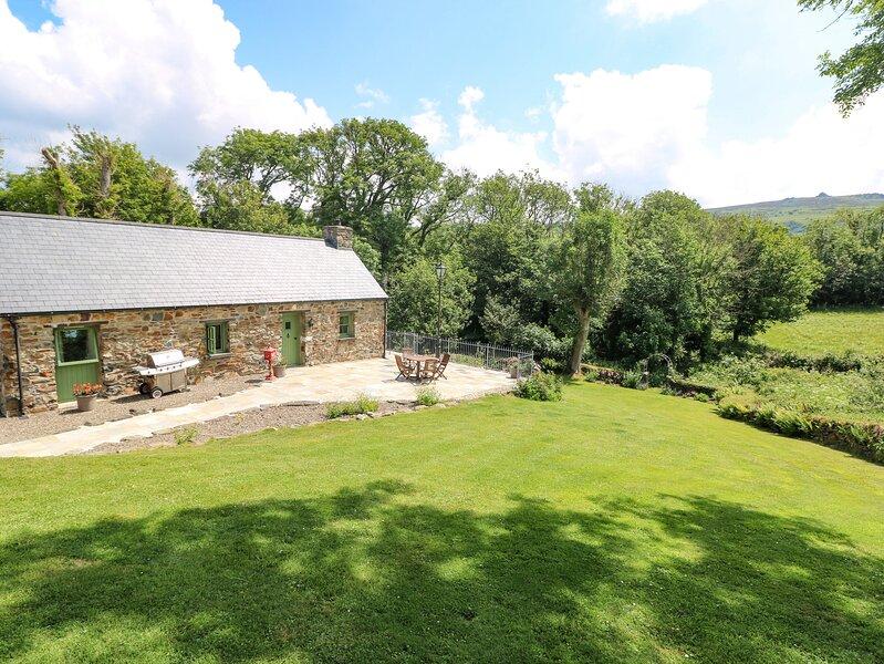 Trewrach Cottage, Dinas Cross, casa vacanza a Dinas Cross