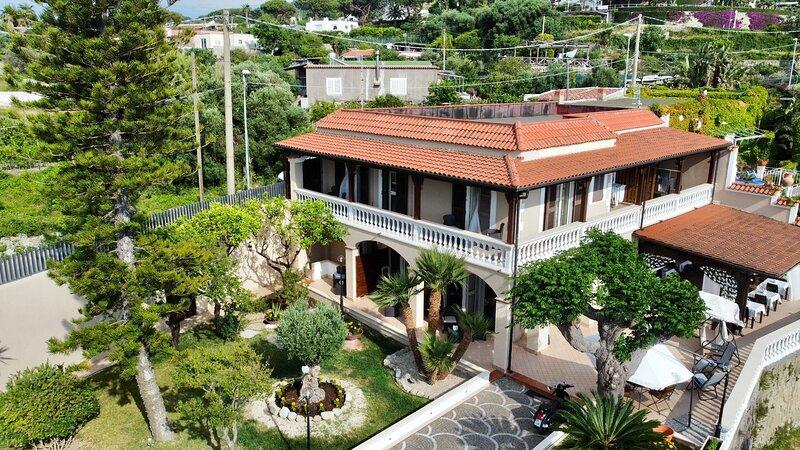Villa Antonietta Ischia, holiday rental in Forio
