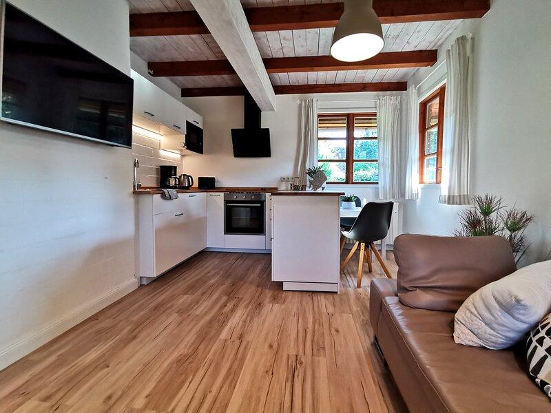 Kleiner Anker - Kegelrobbe, holiday rental in Lemkendorf