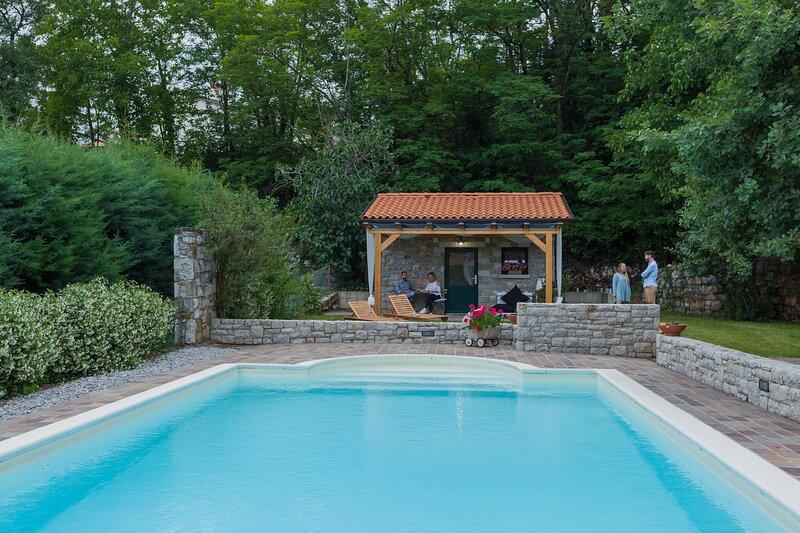 9B-The Tiny House, casa vacanza a Sezana