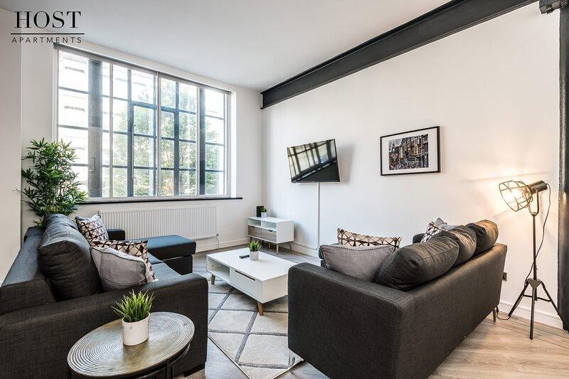 Manhattan Style Apartment - Free Netflix, alquiler de vacaciones en New Brighton