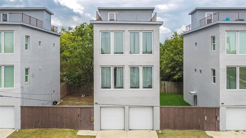 NEW! Modern Houston 3 bedroom townhouse - Downtown!, holiday rental in Cloverleaf