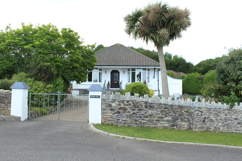 Robin Hill, St Austell, holiday rental in Charlestown