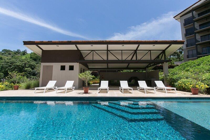 Ocean View Luxury Condo at Reserva Conchal A3, holiday rental in La Garita Nueva