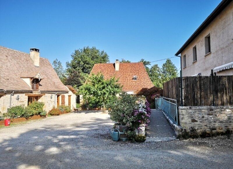 Gite Orchidee - 6 personnes au coeur de la Dordogne, holiday rental in Cendrieux