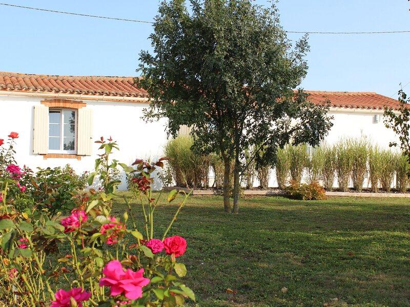 La Maison de Jeannette, location de vacances à Clisson