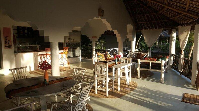 Lux.Budget Watamu Bed & Breakfast  Beach House, holiday rental in Watamu
