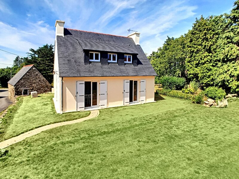 Maison Quillien (Argol) - Proche de la mer, location de vacances à Landevennec
