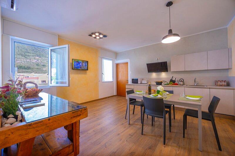 Appartamento Bianca Gemma, holiday rental in Varone