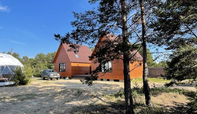 Домики на Байкале в скандинавском стиле, holiday rental in Siberian District