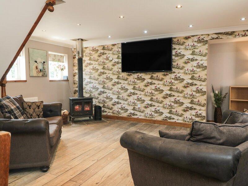 Sutton Cottage, Swainby, location de vacances à West Rounton