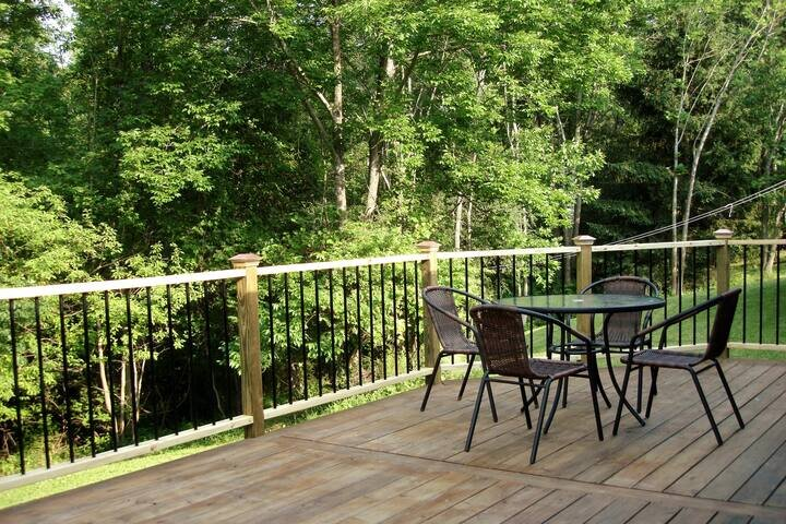 House for Vacation in the Fingerlakes, holiday rental in Ithaca