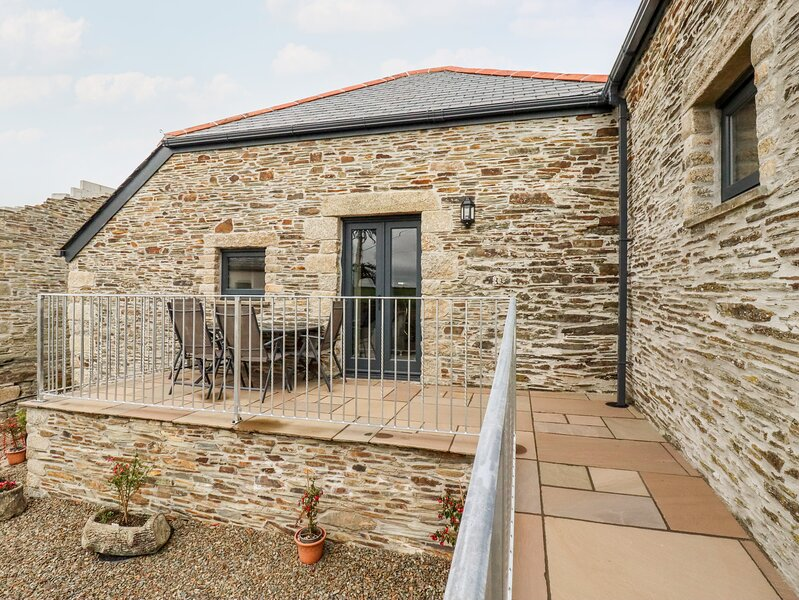 The Hayloft, Bodmin, holiday rental in Tredethy