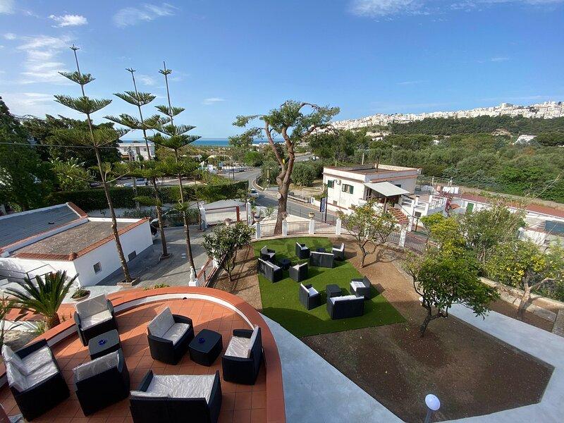 BELLA PESCHICI, holiday rental in San Menaio