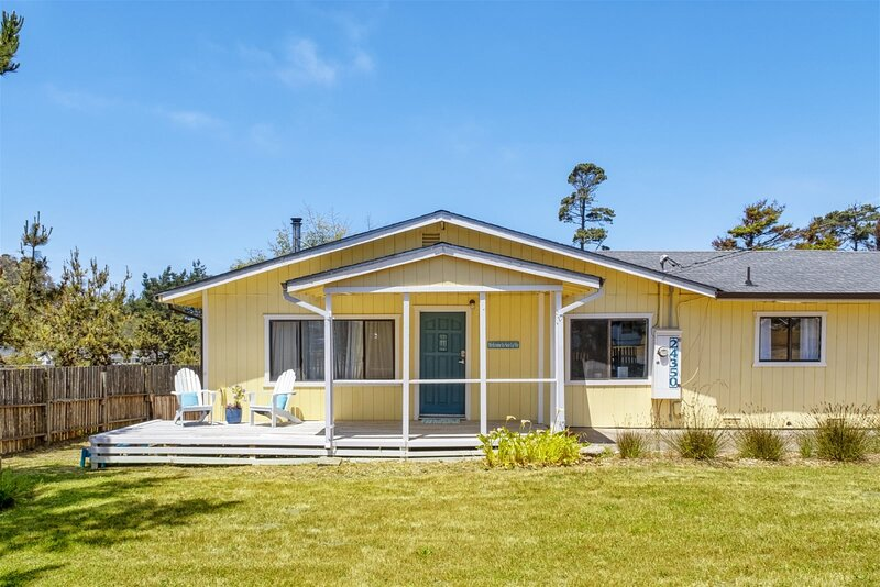 Sea La Vie - At the entrance to MacKerricher State Park and is in walking distan, vacation rental in Fort Bragg