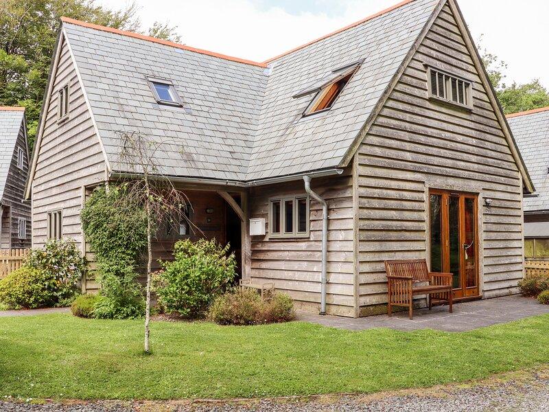 Bybrook Lodge, Camelford, holiday rental in Fivelanes