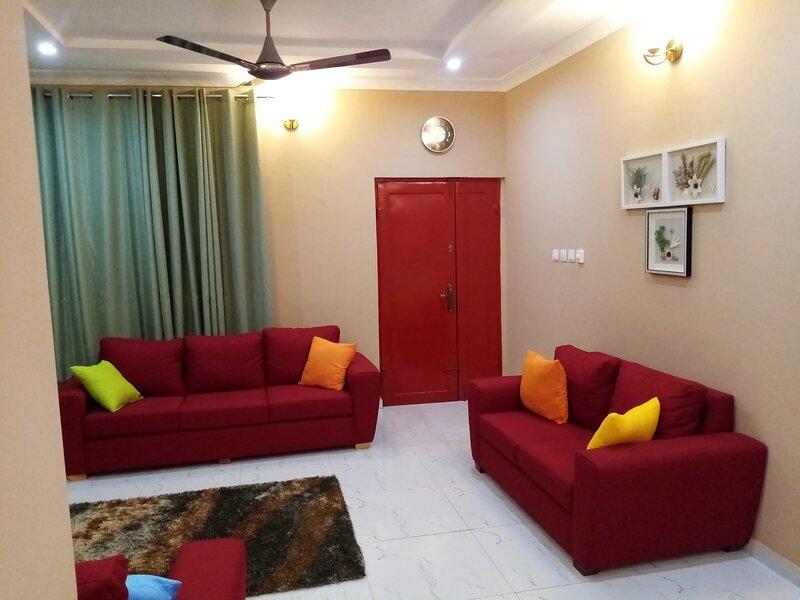 Haven Apartment, holiday rental in Oyarifa