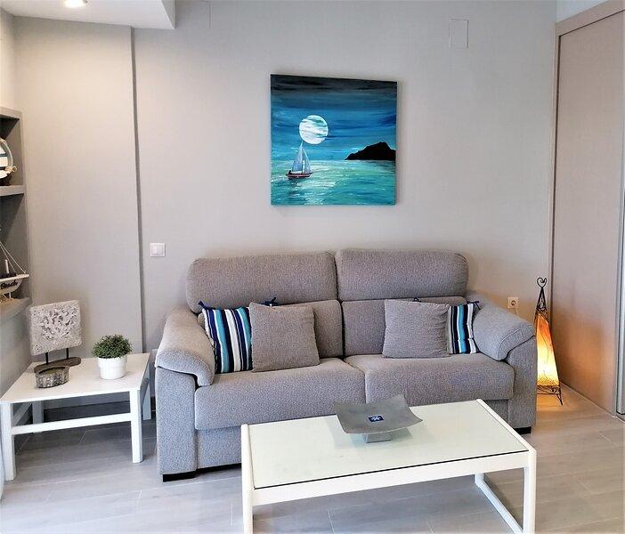 Apartamento reformado en junio 2021 (42) junto Paseo Maritimo, aluguéis de temporada em Torremolinos