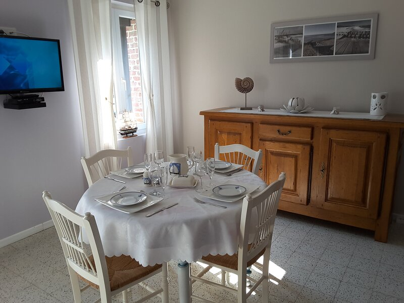 maison valericaine, holiday rental in Somme