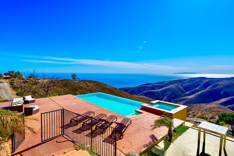 Paradise Malibu Estate-Infinity Pool/PCH/Gated, holiday rental in Thousand Oaks