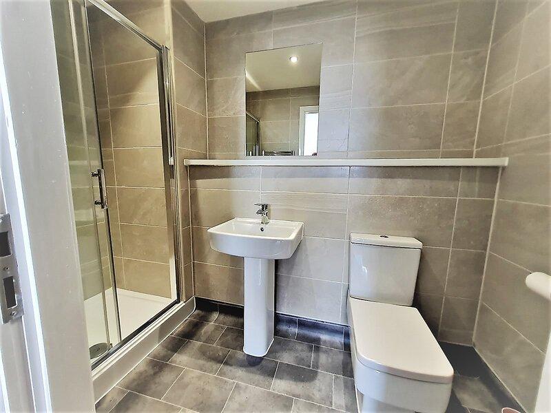 2 Bedroom Central Apartment, alquiler de vacaciones en New Brighton