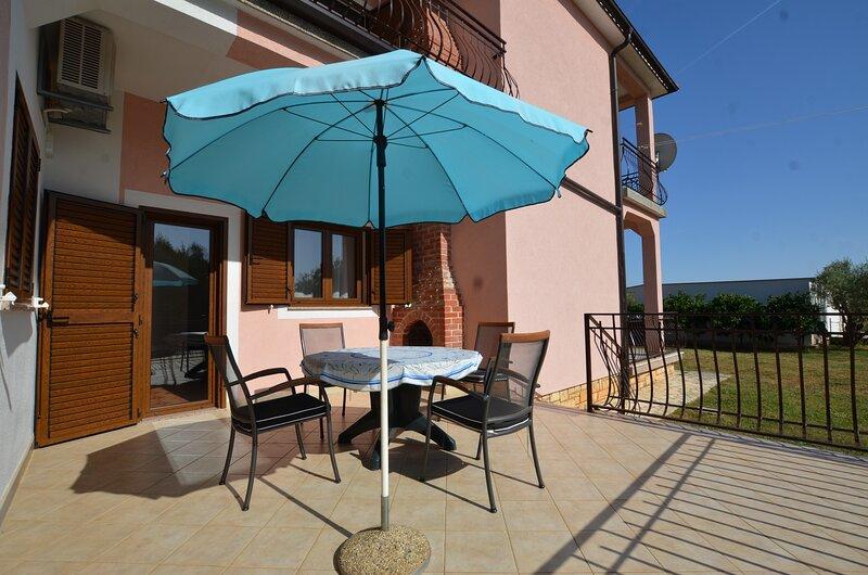 Orbanic Apartment 1, holiday rental in Vrsar