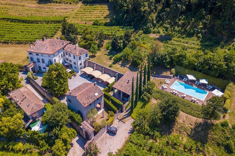 Villa Faccioli Bosso, location de vacances à Bovolone