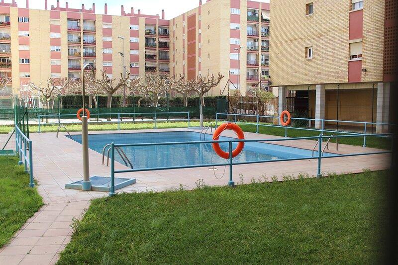 Tarragona Apartamento 5 Personas Piscina, holiday rental in Les Masies Catalanes