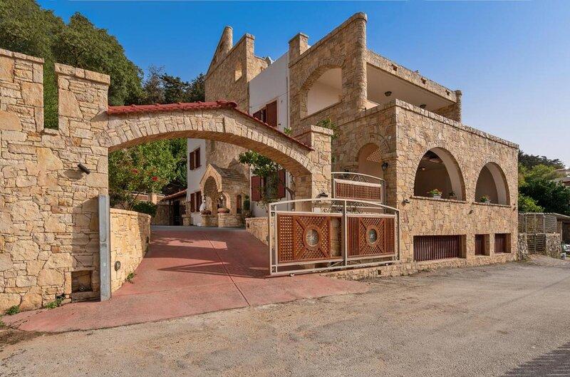 Grandpas House Agia Pelagia, holiday rental in Mixorrouma