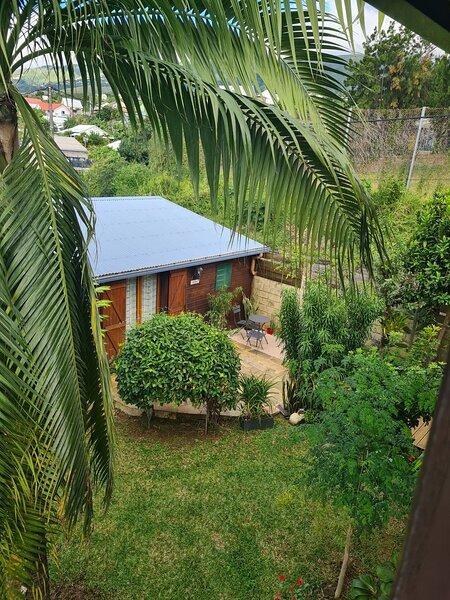 KAZBONZAMIS, location de vacances à Sainte-Clotilde